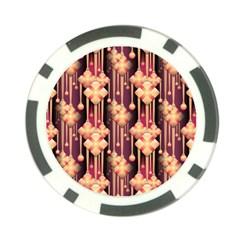 Seamless Pattern Patterns Poker Chip Card Guard