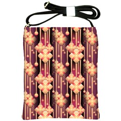 Seamless Pattern Patterns Shoulder Sling Bags