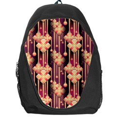 Seamless Pattern Patterns Backpack Bag