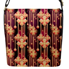 Seamless Pattern Patterns Flap Messenger Bag (s)