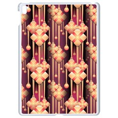 Seamless Pattern Patterns Apple Ipad Pro 9 7   White Seamless Case