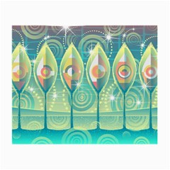 Background Landscape Surreal Small Glasses Cloth by Nexatart