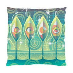 Background Landscape Surreal Standard Cushion Case (two Sides)