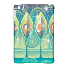 Background Landscape Surreal Apple Ipad Mini Hardshell Case (compatible With Smart Cover)