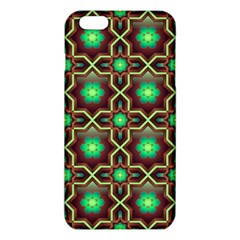 Pattern Background Bright Brown Iphone 6 Plus/6s Plus Tpu Case by Nexatart