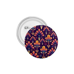 Abstract Background Floral Pattern 1 75  Buttons by Nexatart