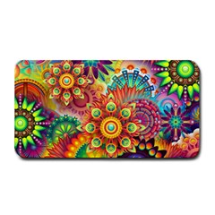 Colorful Abstract Background Colorful Medium Bar Mats