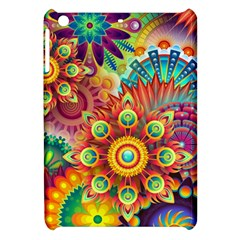 Colorful Abstract Background Colorful Apple Ipad Mini Hardshell Case