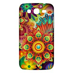 Colorful Abstract Background Colorful Samsung Galaxy Mega 5 8 I9152 Hardshell Case