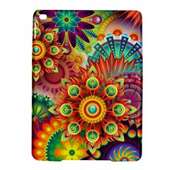 Colorful Abstract Background Colorful Ipad Air 2 Hardshell Cases