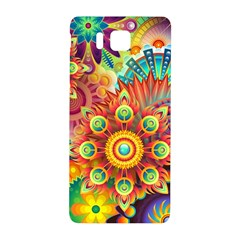 Colorful Abstract Background Colorful Samsung Galaxy Alpha Hardshell Back Case