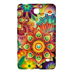 Colorful Abstract Background Colorful Samsung Galaxy Tab 4 (7 ) Hardshell Case