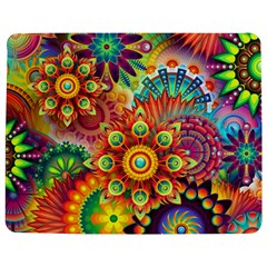 Colorful Abstract Background Colorful Jigsaw Puzzle Photo Stand (rectangular)