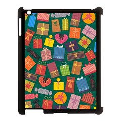 Presents Gifts Background Colorful Apple Ipad 3/4 Case (black)