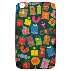 Presents Gifts Background Colorful Samsung Galaxy Tab 3 (8 ) T3100 Hardshell Case