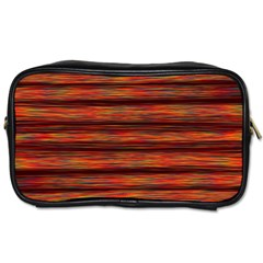 Colorful Abstract Background Strands Toiletries Bags