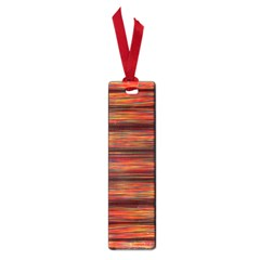 Colorful Abstract Background Strands Small Book Marks
