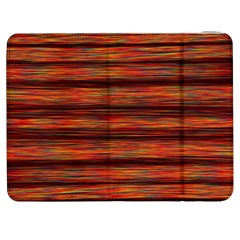 Colorful Abstract Background Strands Samsung Galaxy Tab 7  P1000 Flip Case