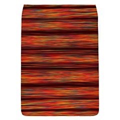 Colorful Abstract Background Strands Flap Covers (s)  by Nexatart