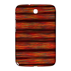 Colorful Abstract Background Strands Samsung Galaxy Note 8 0 N5100 Hardshell Case
