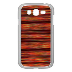 Colorful Abstract Background Strands Samsung Galaxy Grand Duos I9082 Case (white)