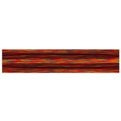 Colorful Abstract Background Strands Small Flano Scarf