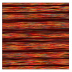 Colorful Abstract Background Strands Large Satin Scarf (square)