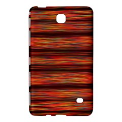 Colorful Abstract Background Strands Samsung Galaxy Tab 4 (8 ) Hardshell Case