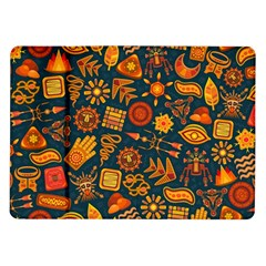 Pattern Background Ethnic Tribal Samsung Galaxy Tab 10 1  P7500 Flip Case
