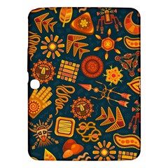 Pattern Background Ethnic Tribal Samsung Galaxy Tab 3 (10 1 ) P5200 Hardshell Case