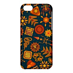 Pattern Background Ethnic Tribal Apple Iphone 5c Hardshell Case