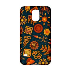 Pattern Background Ethnic Tribal Samsung Galaxy S5 Hardshell Case