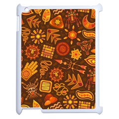 Pattern Background Ethnic Tribal Apple Ipad 2 Case (white)