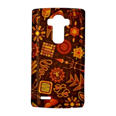 Pattern Background Ethnic Tribal Lg G4 Hardshell Case