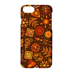 Pattern Background Ethnic Tribal Apple Iphone 8 Hardshell Case