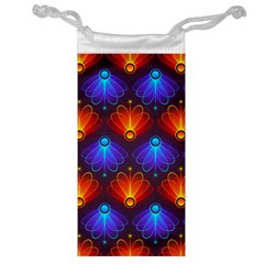 Background Colorful Abstract Jewelry Bag