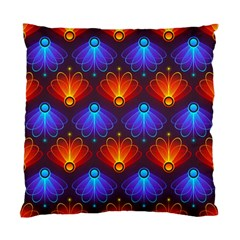 Background Colorful Abstract Standard Cushion Case (one Side)