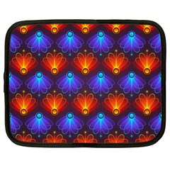 Background Colorful Abstract Netbook Case (xl)