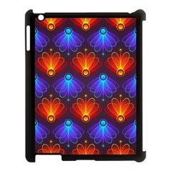 Background Colorful Abstract Apple Ipad 3/4 Case (black)