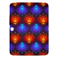 Background Colorful Abstract Samsung Galaxy Tab 3 (10 1 ) P5200 Hardshell Case