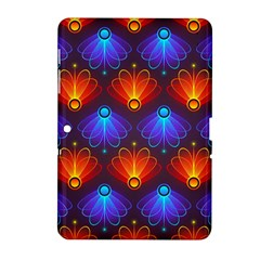 Background Colorful Abstract Samsung Galaxy Tab 2 (10 1 ) P5100 Hardshell Case