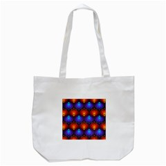 Background Colorful Abstract Tote Bag (white)