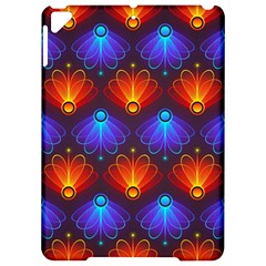 Background Colorful Abstract Apple Ipad Pro 9 7   Hardshell Case by Nexatart