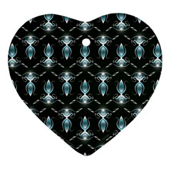 Seamless Pattern Background Ornament (heart)
