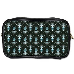 Seamless Pattern Background Toiletries Bags