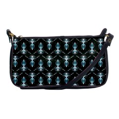 Seamless Pattern Background Shoulder Clutch Bags