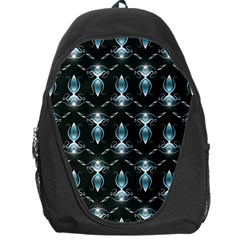 Seamless Pattern Background Backpack Bag