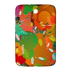 Background Colorful Abstract Samsung Galaxy Note 8 0 N5100 Hardshell Case