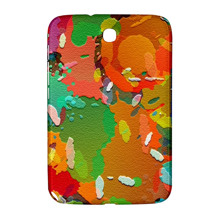 Background Colorful Abstract Samsung Galaxy Note 8.0 N5100 Hardshell Case