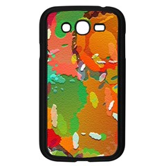 Background Colorful Abstract Samsung Galaxy Grand Duos I9082 Case (black)